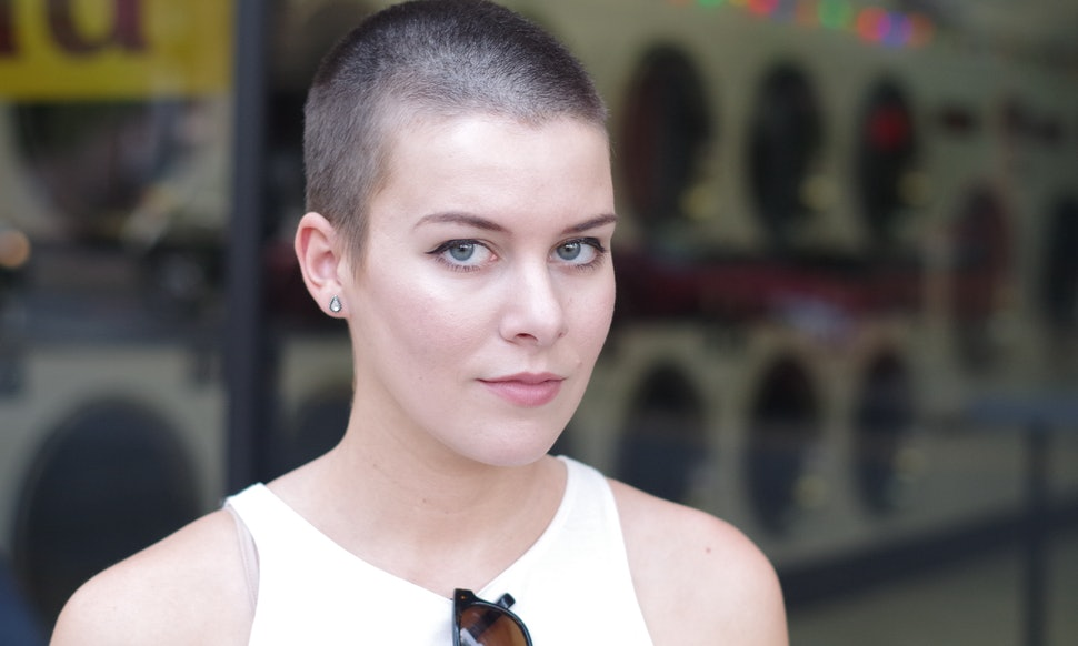 9 Things Girls With Shaved Heads Are Tired Of Hearing About Our