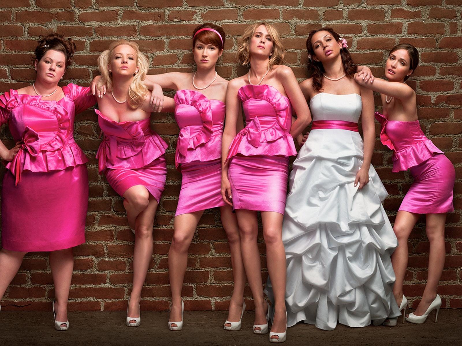 After 6 Bridesmaid Dress