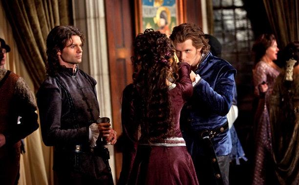 Klaus vampire diaries wife sexual dysfunction