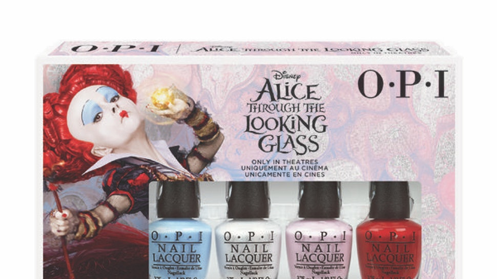 How Much Does OPI's 'Alice Through The Looking Glass