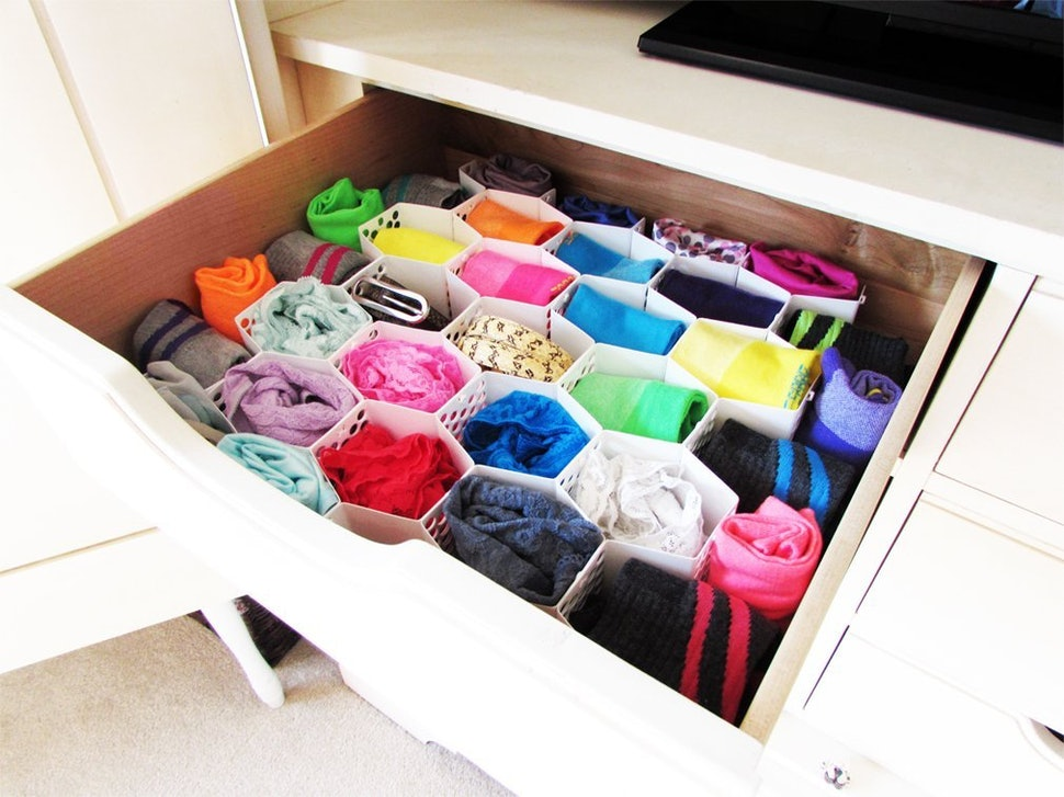 How To Organize Your Bra Underwear Sock Drawers With  Helpful Items Tips