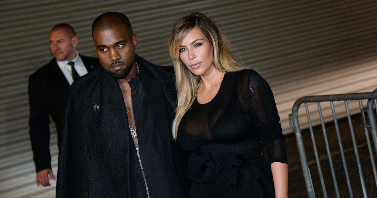 See: Kanye West Shares Nude Screenshots of Kim Kardashian
