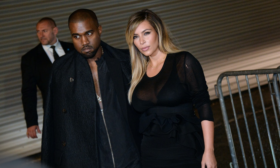 Kanye Wests Twitter Rant About Kim Kardashian Is Well Swish