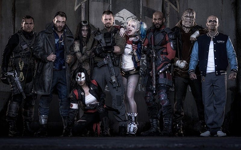 Suicide Squad' & 'Batman V Superman' Are Connected In Mysterious Ways
