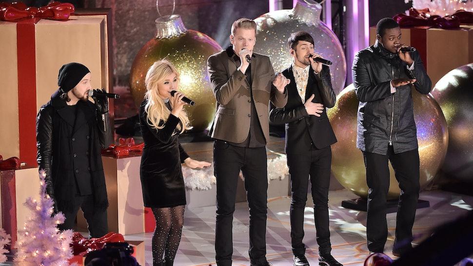 Pentatonix Christmas Songs.Ranking Pentatonix Christmas Songs On That S Christmas To