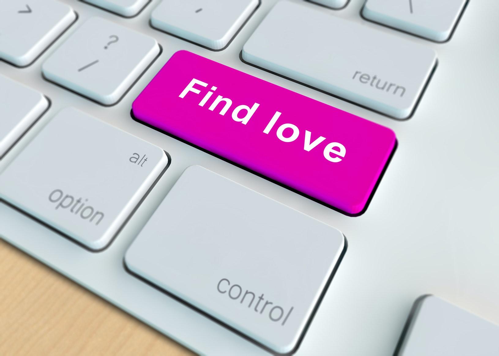 Online dating stigma