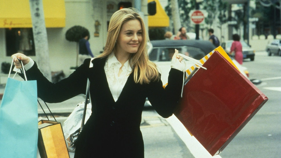 fbc9cf323a68 Recreate 7 Cher Horowitz Signature Looks For Spring Because  Clueless   Fashion Is The Best Fashion