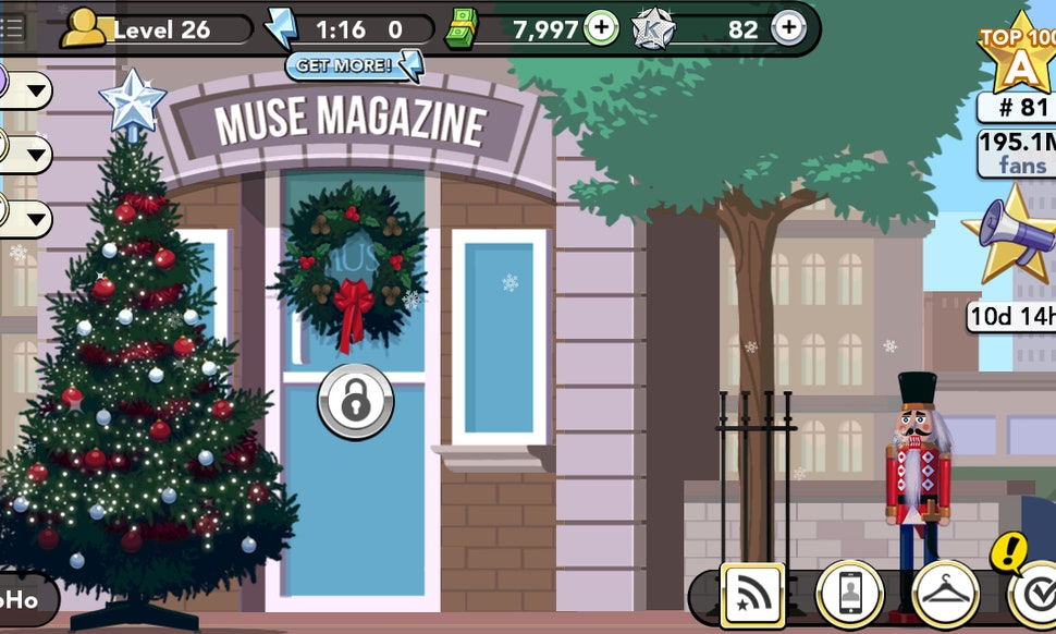 Kim Kardashian\'s Holiday Update to Her iPhone Game Makes Refilling ...