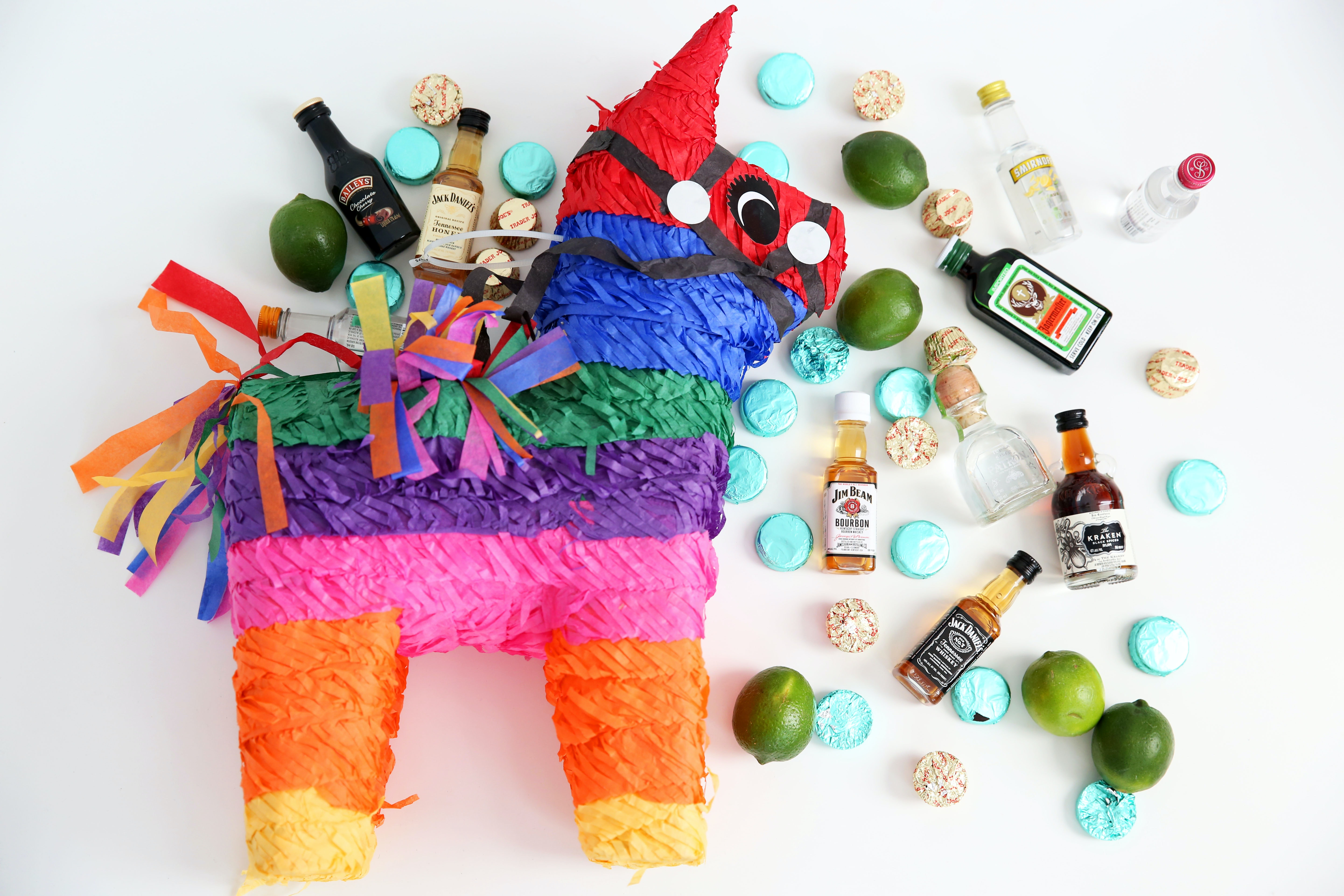 How to Fill a Pinata