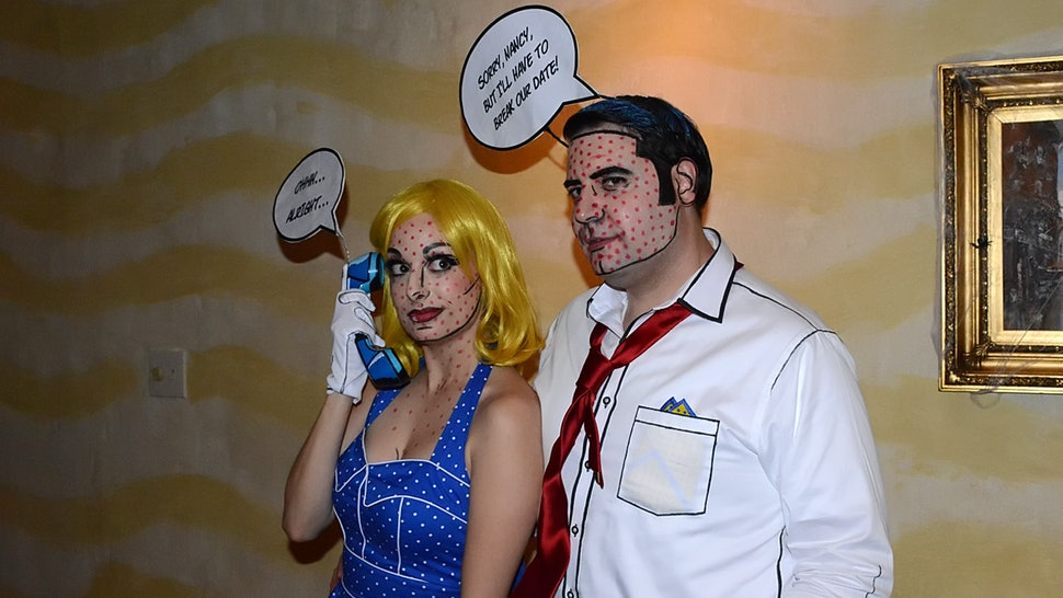 20 Pun Halloween Costumes For Couples That Are Sure To