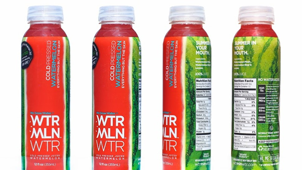 Watermelon Water Is The New Coconut Water So Prepare To Chug Wtrmln