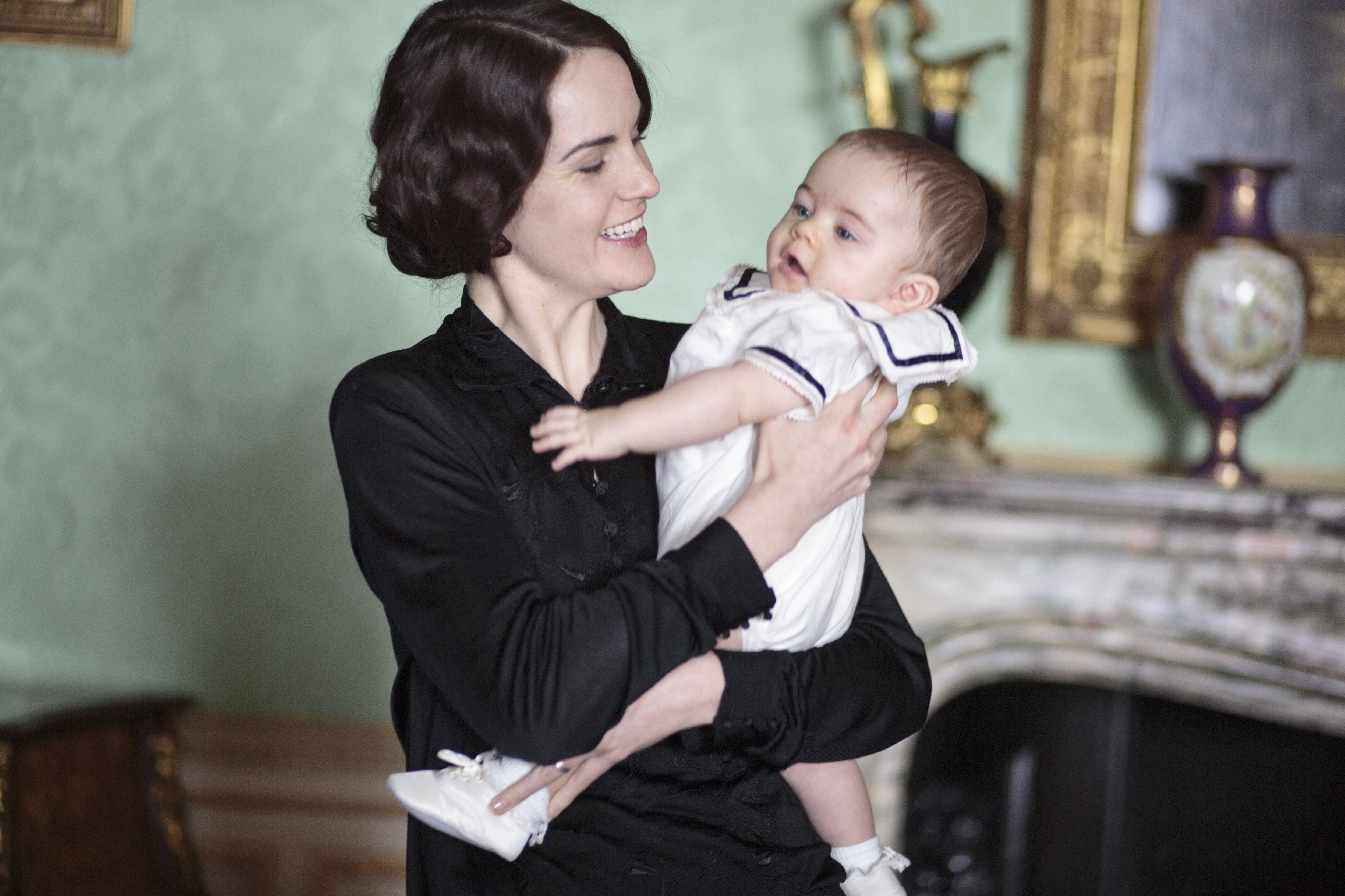 Is \'Downton Abbey\' Starting Over? Season 4 Premiere Similar to a ...