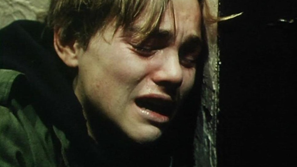 Claire Danes Romeo And Juliet Crying
