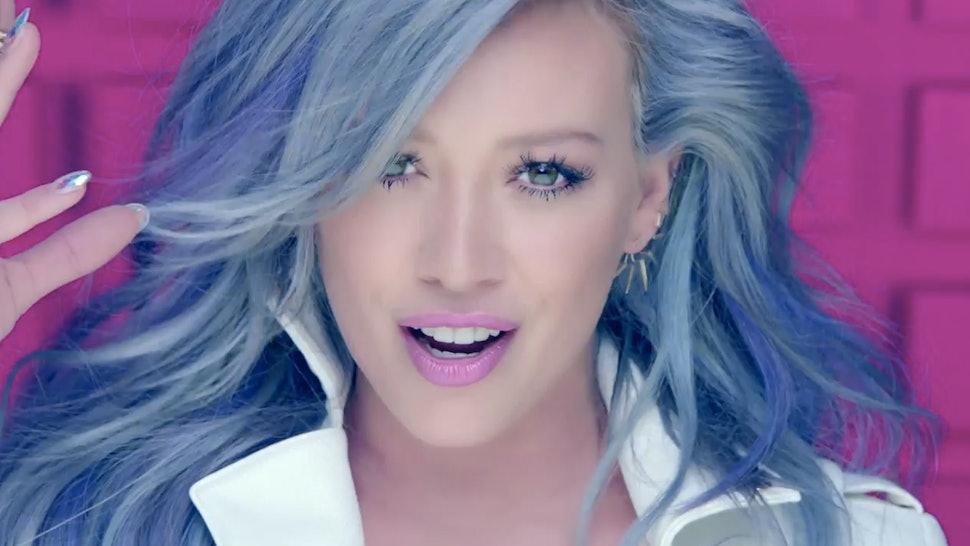 11 Best Hilary Duffs Alternate Sparks Music Video Moments