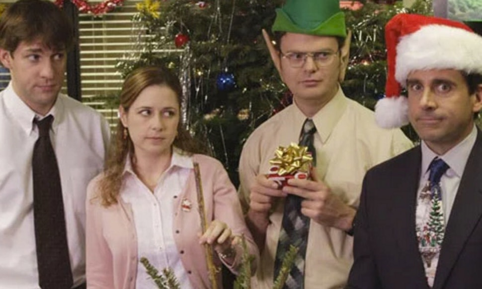 the office christmas party episode 10 years later reveals just how much has changed