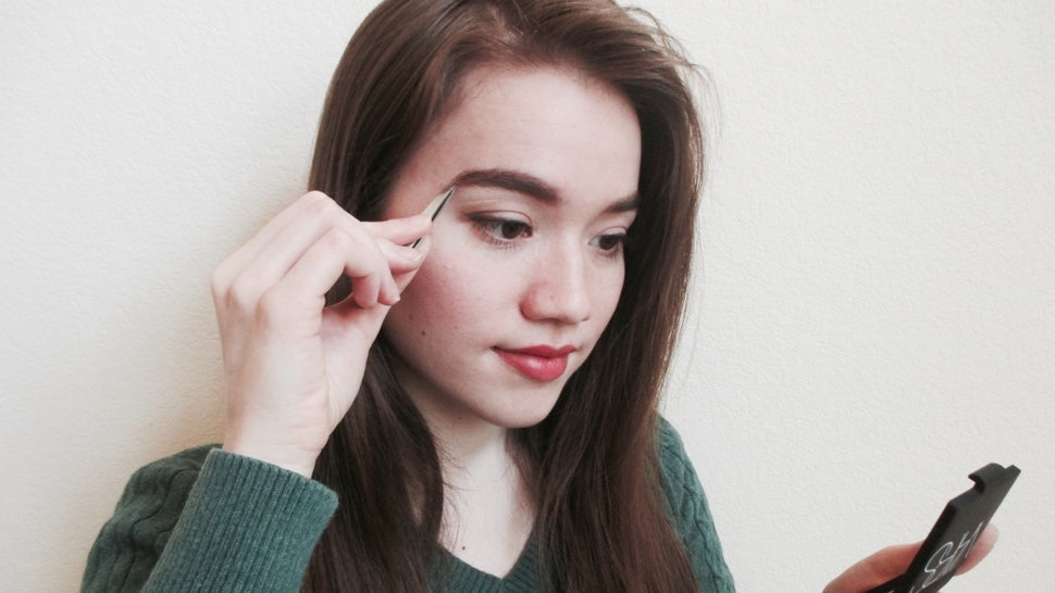 The 7 Types Of Tweezers & How To Get The Most Use Out Of
