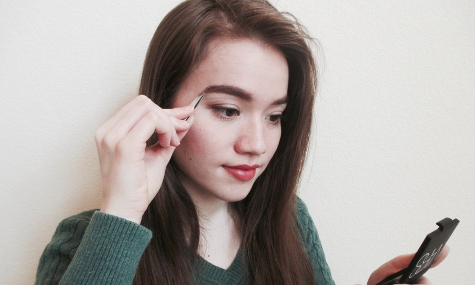 The 7 Types Of Tweezers How To Get The Most Use Out Of Each One