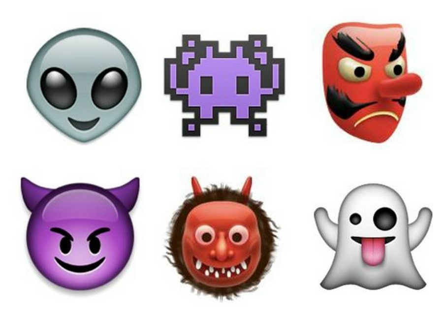 what do all the monster emoji mean all your questions answered