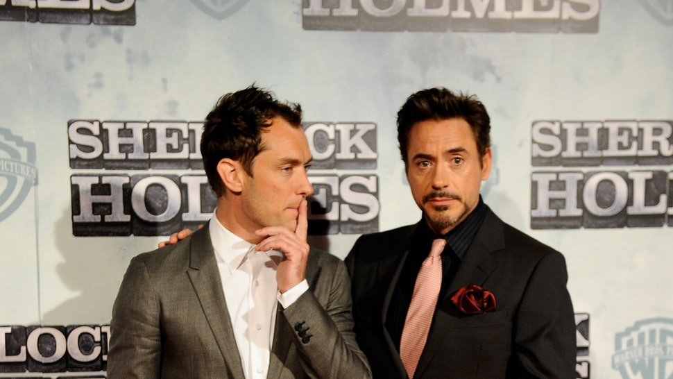 Sherlock Holmes 3' Is Being Written, But Can They Top Last