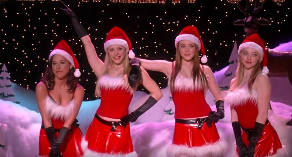 How To Dress Like The Plastics In Jingle Bell Rock This Festive Season