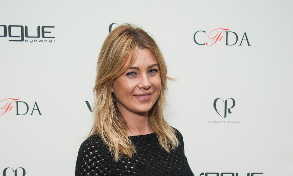 Friends\' Gave \'Grey\'s Anatomy\' Star Ellen Pompeo Some Love Triangle ...