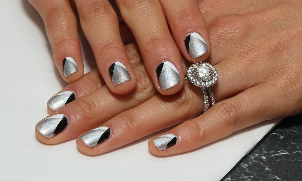 Coffin Nails Stiletto The Other 8 Nail Shapes You Should Definitely Know Before Your Next Mani