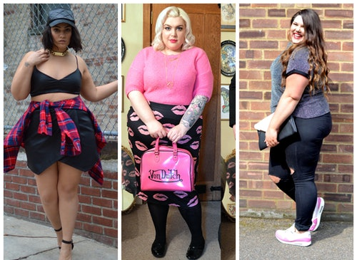 Callie Thorpe, Marie Denee, & More Plus-Size Bloggers Give ...