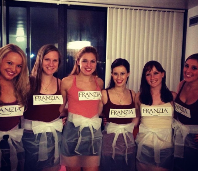 12 Cheap Group Halloween Costume Ideas