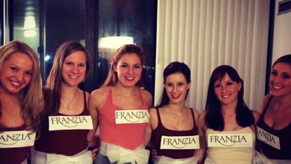 12 Cheap Group Halloween Costume Ideas For You & Your ... Creative Halloween Costumes For Women Groups
