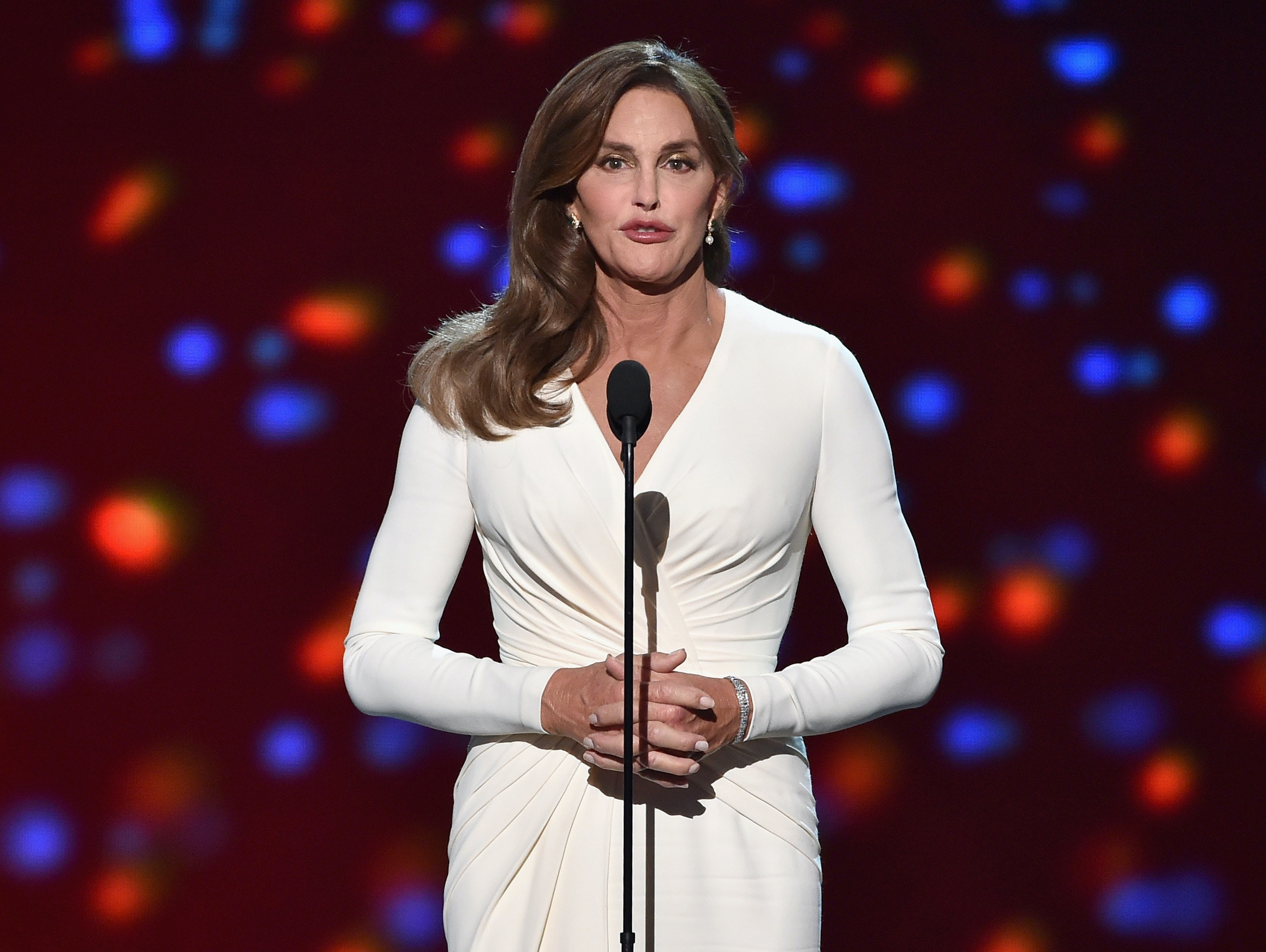 Coming out cailtyn jenner courage be yourself
