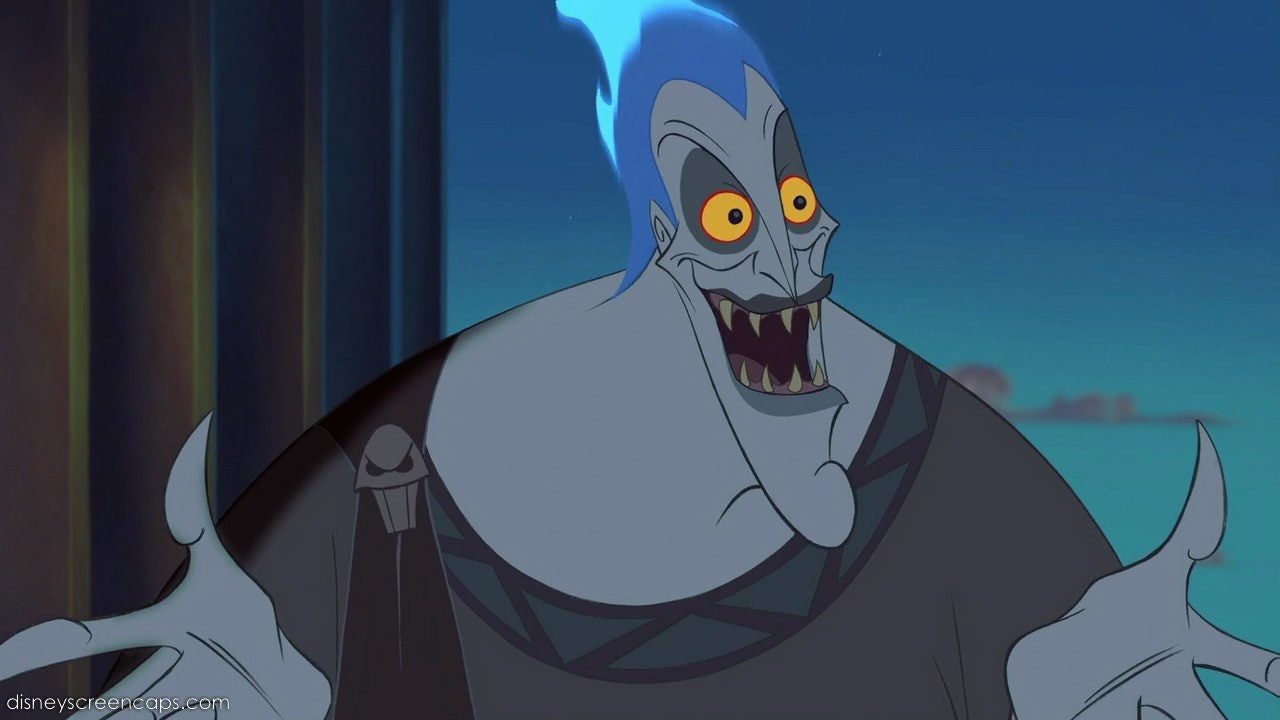 Hades Is The Real Hero Of Hercules If You Really Think