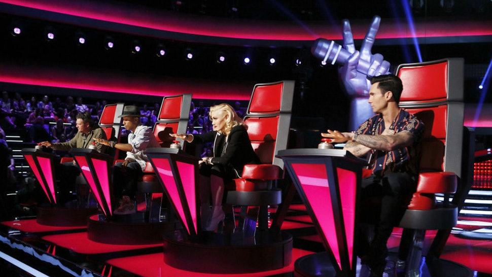 I Went To The Voice Blind Auditions Heard Carson Daly