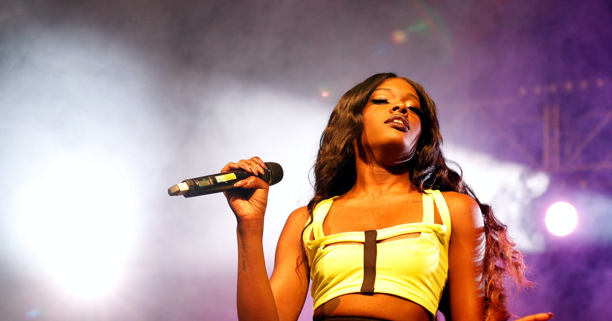 Azealia Banks Cat-Inspired Style For 'Playboy' Is Totally ...