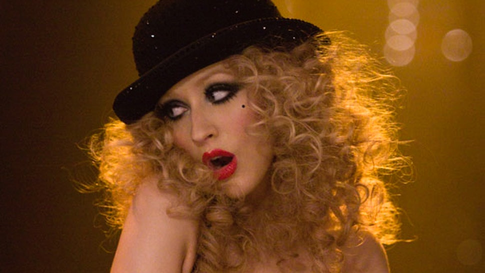 2332174c0b70 29 Moments From Christina Aguilera s  Burlesque  That Are Unforgettably  Ridiculous
