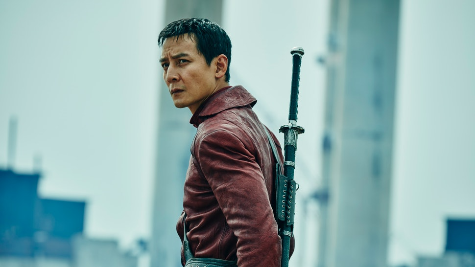 Is Into The Badlands Based On Journey To The West How The
