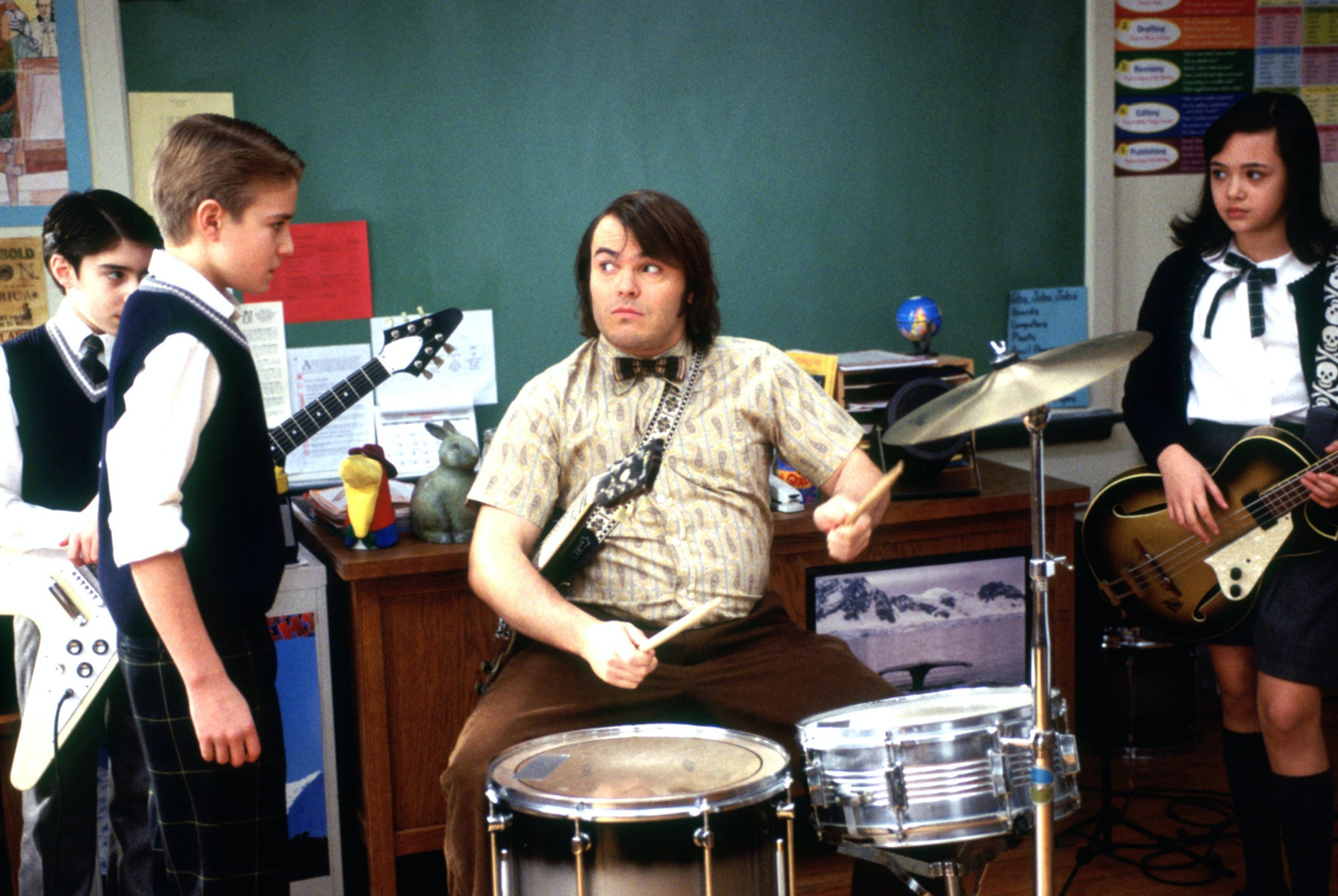 School Of Rock Isnt On Netflix But These 19 Movies Will Help You