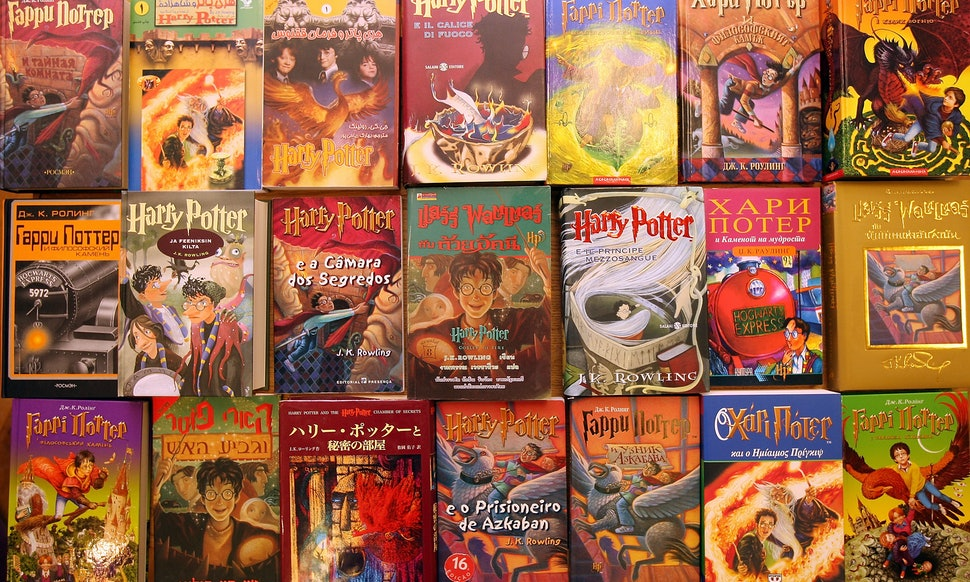 World Record For Largest Harry Potter Collection Broken By Lawyer In Mexico City
