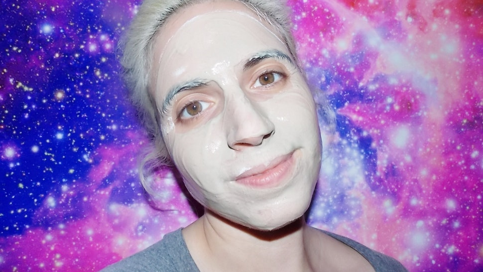 I Washed My Face With Fossilized Algae & It Was Totally Worth It
