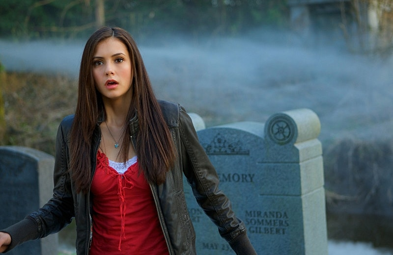 Who is elena from vampire diaries hookup in real life