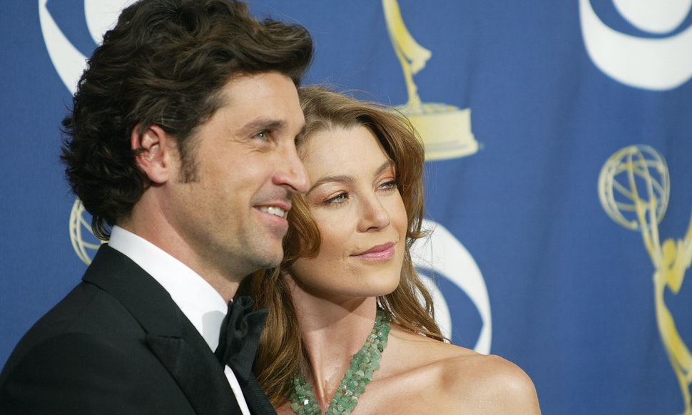 Grey\'s Anatomy\' Signs Patrick Dempsey & Ellen Pompeo For Two More ...