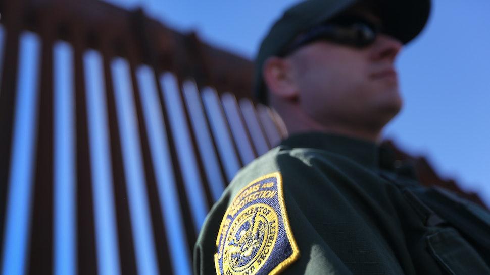 Border patrol sex website