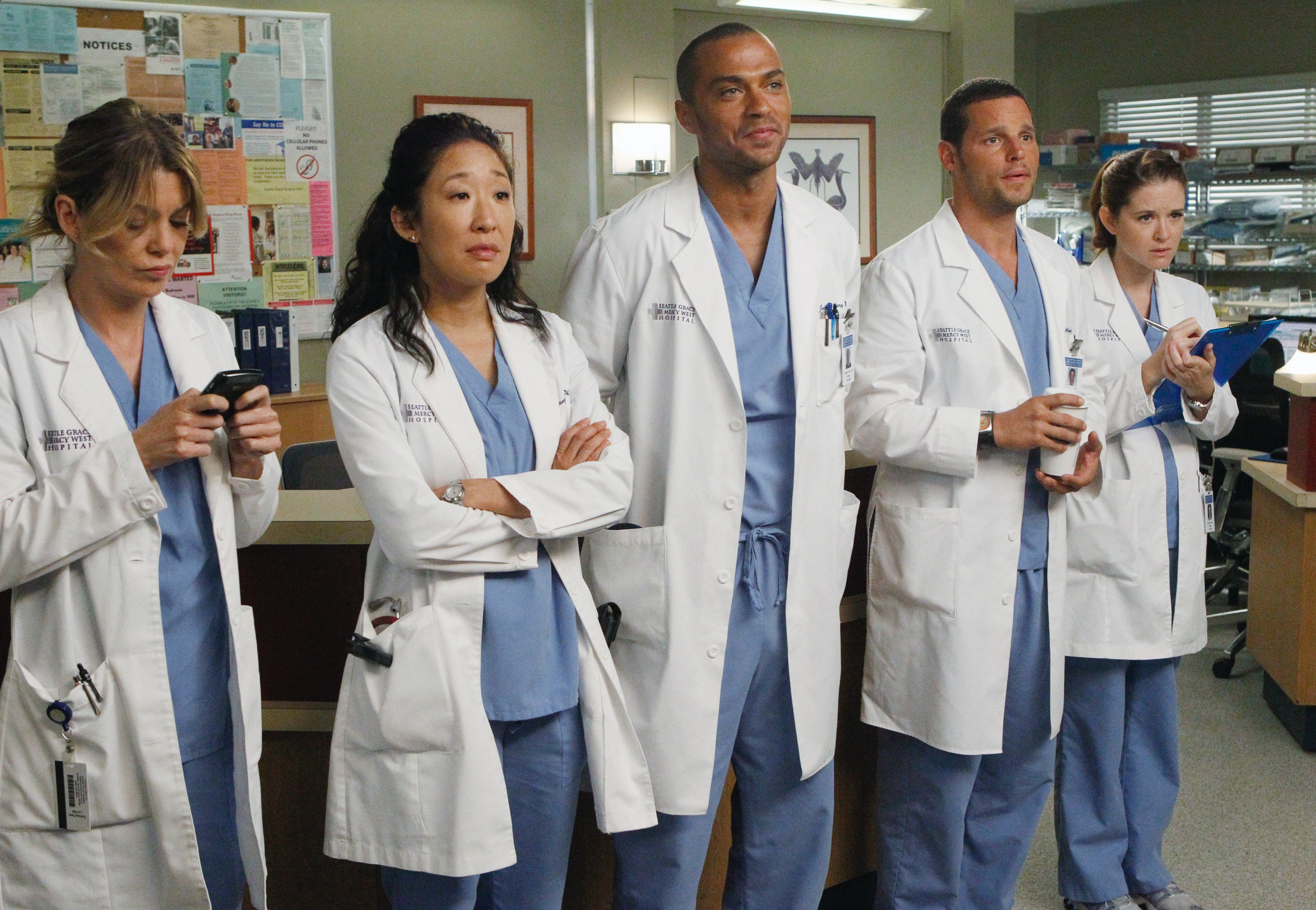 Greys Anatomy Season Finale Is On May 15th But Who Will Be On The
