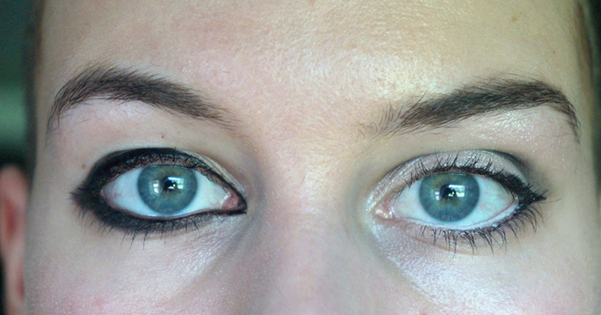 34 Makeup Tutorials For Small Eyes The Goddess - 1200×675
