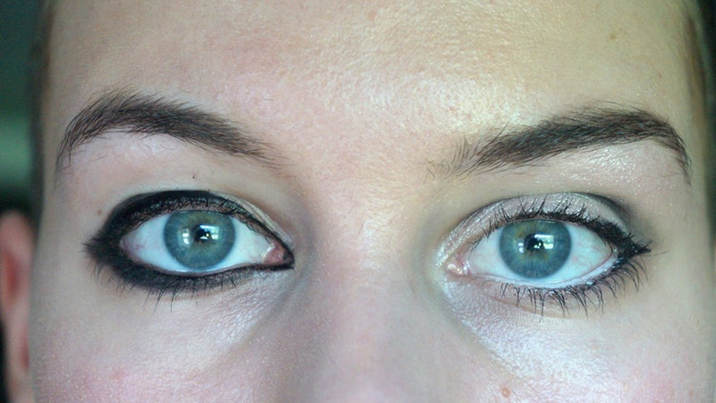 How To Make Small Eyes Look Bigger With