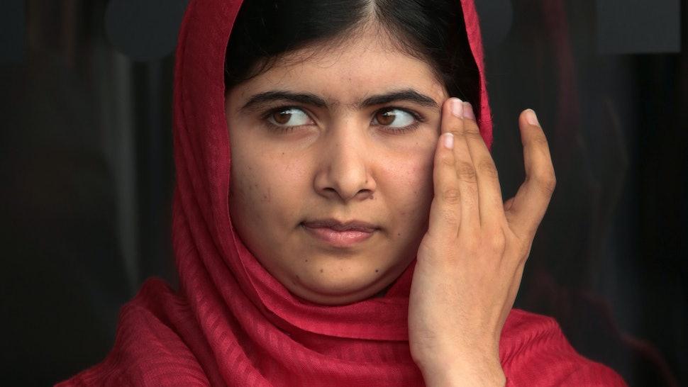 Malala Yousafzai Wins EU Human Rights Prize, Frontrunner For