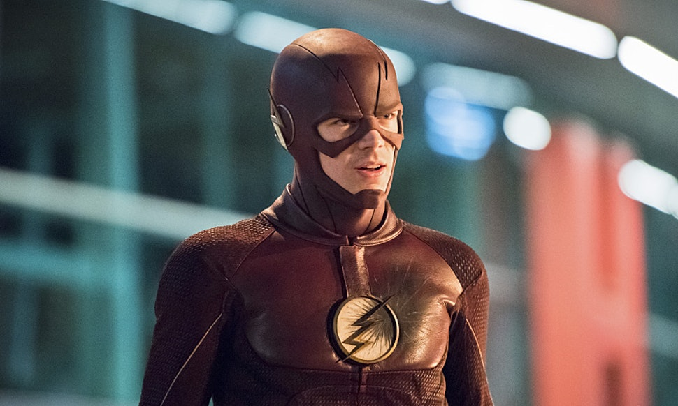 is barry paralyzed on the flash zoom left the hero with worrisome