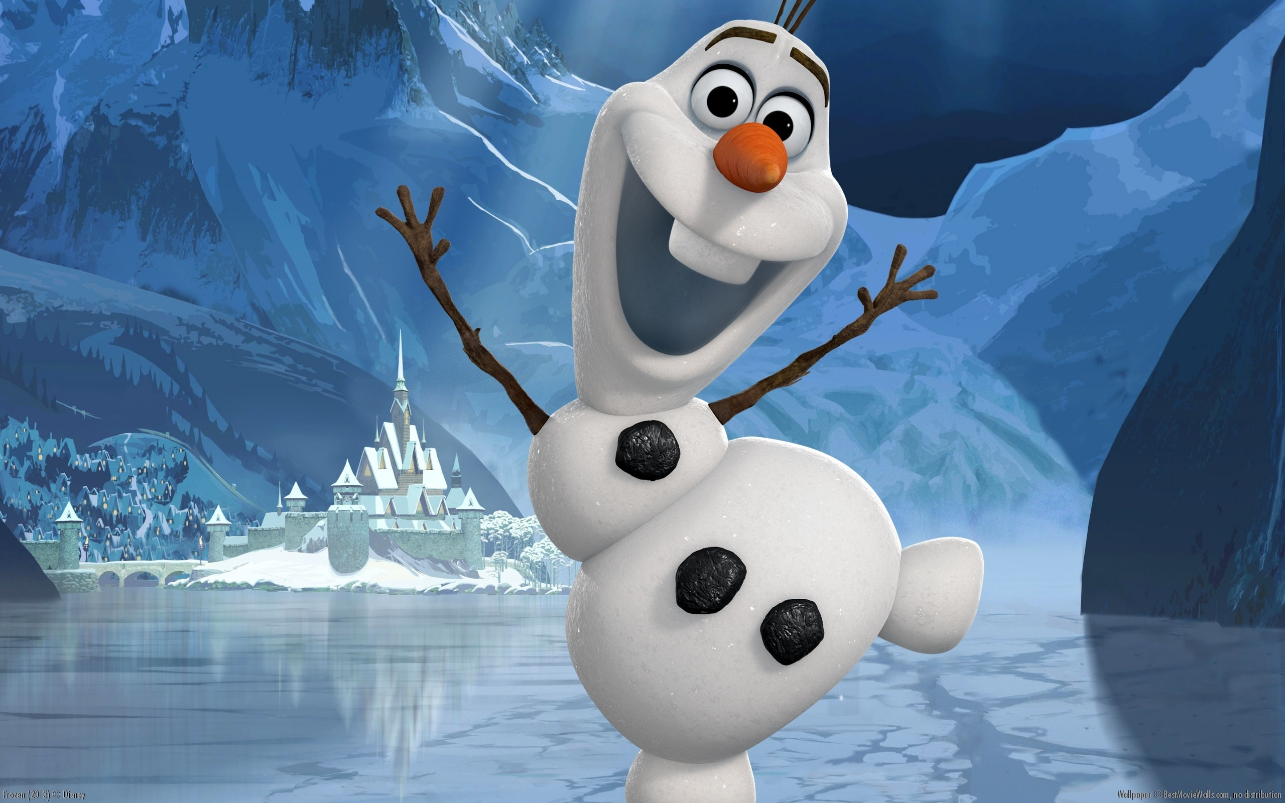 Image result for snowman frozen