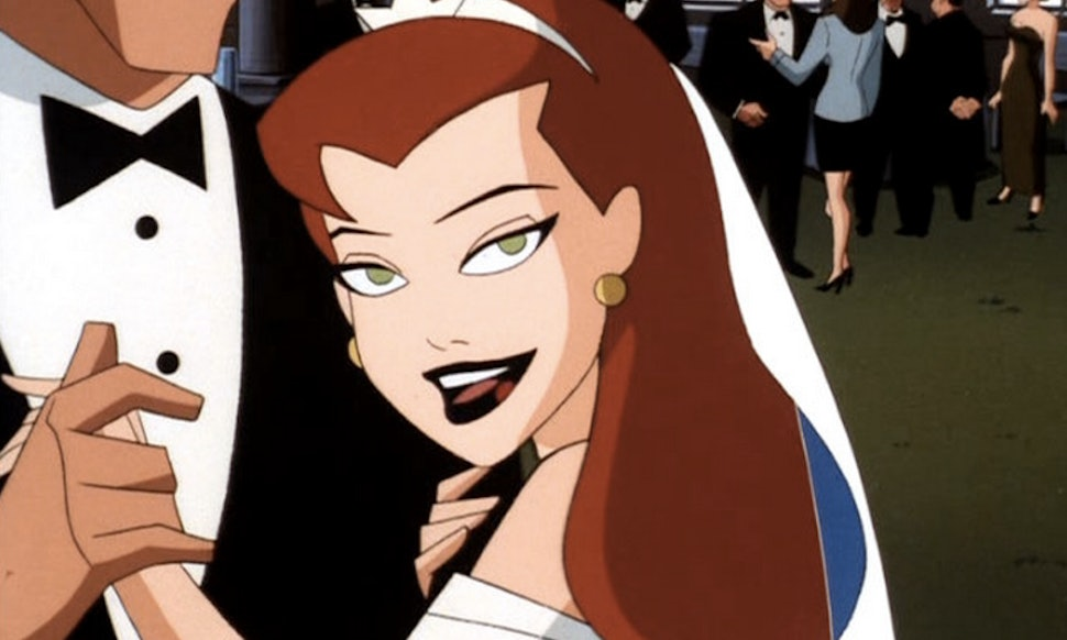 Isis Cartoon Characters 70s : Batman the animated series characters who need to be