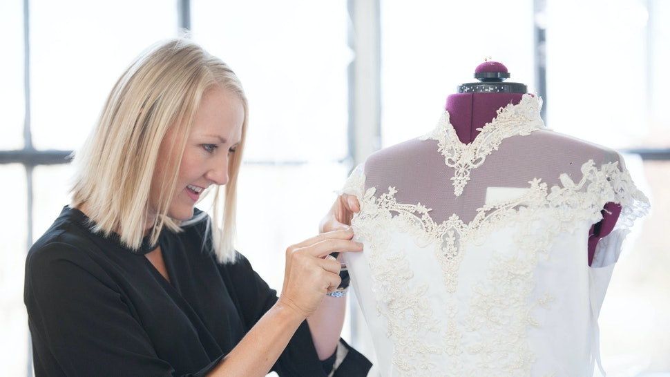 102ed7b0e58 Where Can You Buy Heidi Elnora s Wedding Dresses   Bride By Design  Shows  Off Her Gorgeous Gowns