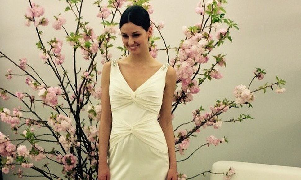 Truly Zac Posen Spring 2016 Collection For David\'s Bridal Includes ...